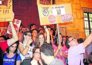 Protestes