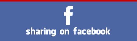 Sharing on facebook