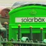 Solar box London